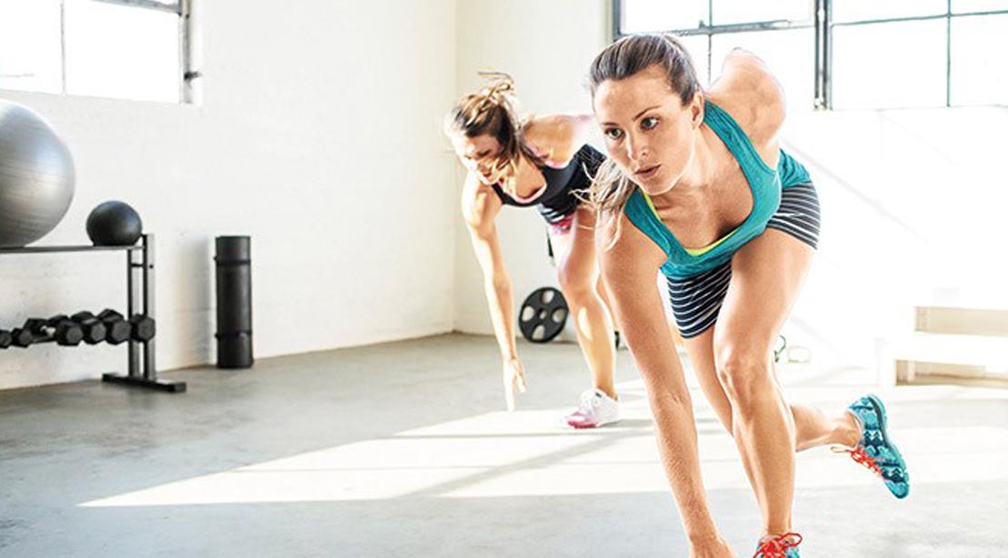 Prática de 15 min de exercício intenso x apetite